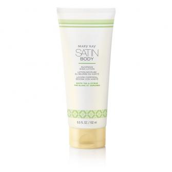 Satin Body® Silkening Shea Lotion