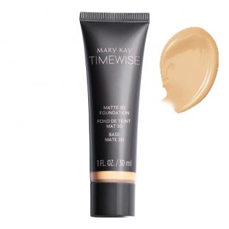 TimeWise® Matte 3D Foundation Ivory W 130