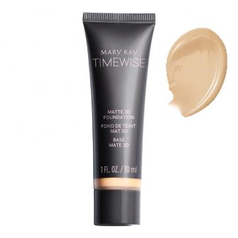 TimeWise® Matte 3D Foundation Ivory W 150
