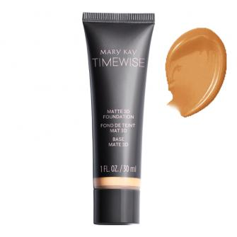 TimeWise® Matte 3D Foundation Bronze W 120