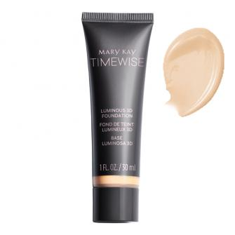TimeWise® Luminous 3D Foundation Ivory C 100