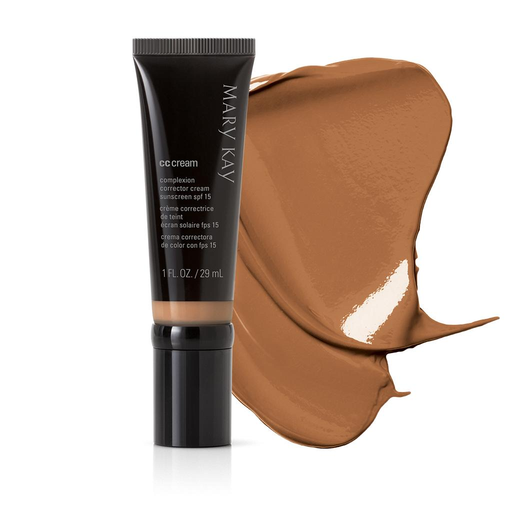 Beauty Story Cc Cream Real Complexion: Mary Kay® CC Cream SPF 15 Deep