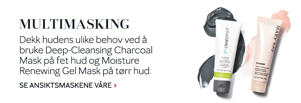 Image of Clear Proof® Deep-Cleansing Charcoal Mask and TimeWise® Moisture Renewing Gel Mask