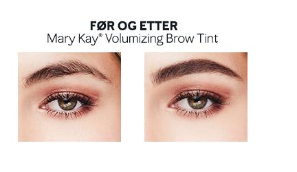 78da1e23c5d Slik får øyenbrynene dine karakter. Vi brukte Mary Kay® Precision Brow ...